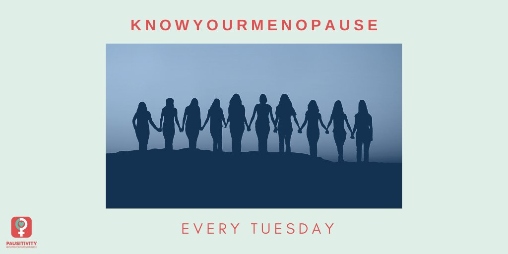 Pausitivity image - know your menopause