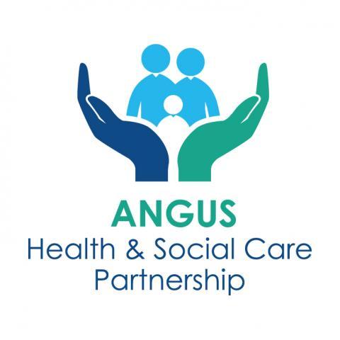 Angus Health and social care partnership logo
