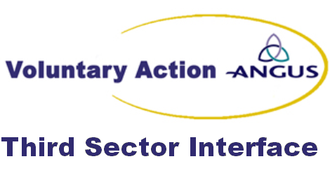 Voluntary Action Angus logo