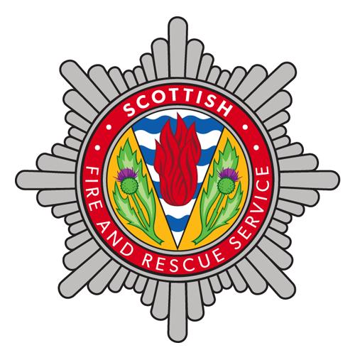 Scottish fire and rescue logo
